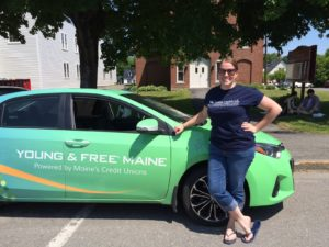 Maine Highlands employee