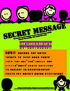 secret-message