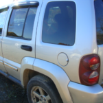 2006 Jeep Liberty rear drivers side view