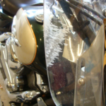 2009 Kawasaki Vulcan front side view