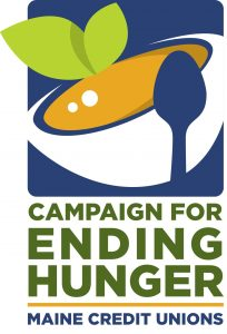 Maine Credit Unions' Campaign for Ending Hunger