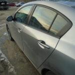 2010 Silver Mazda 3